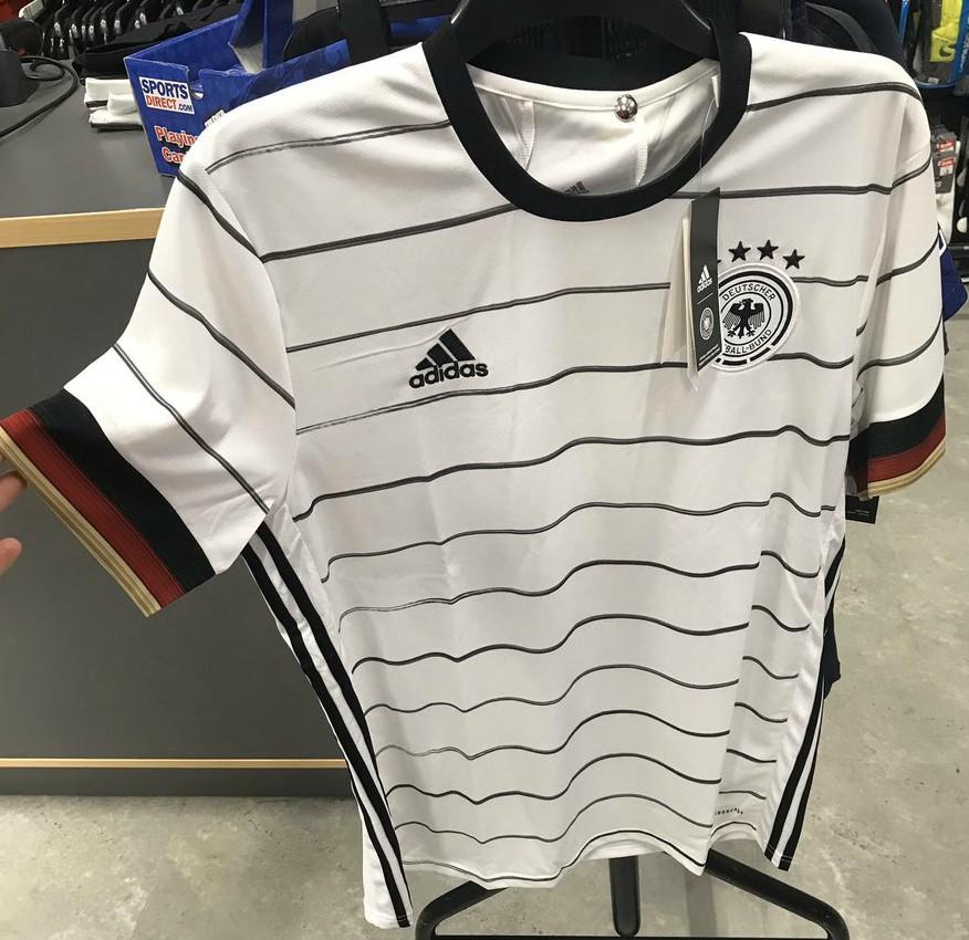Leaked Germany Euro 2020 Kit