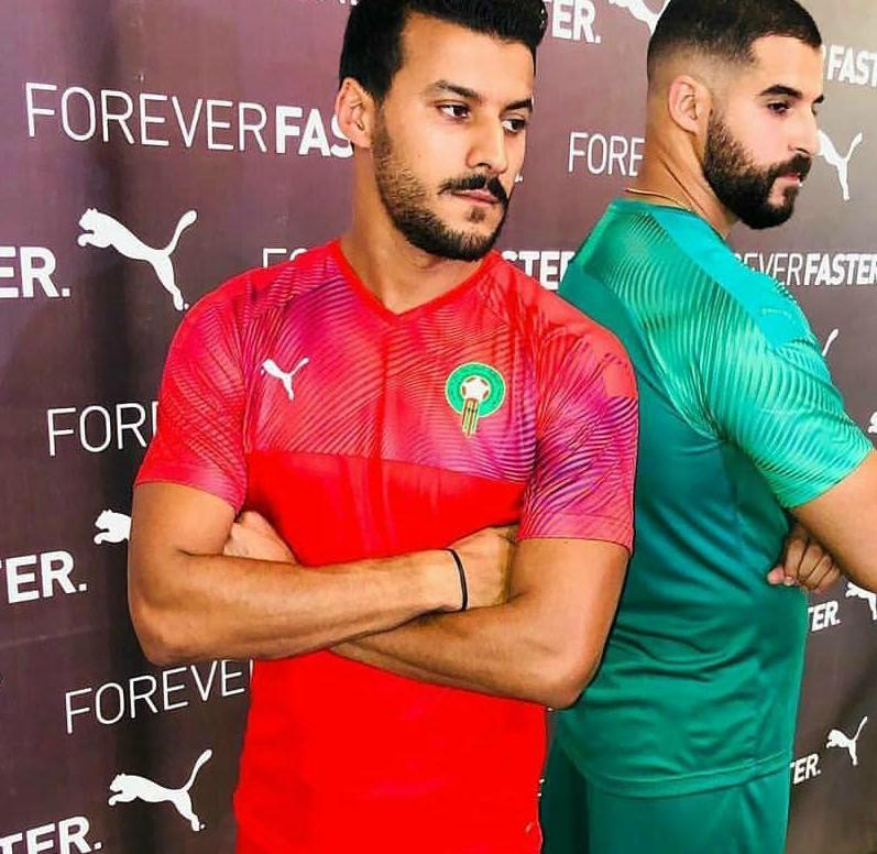 Morocco Puma Shirt 2019 2020