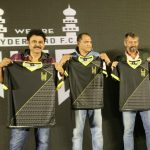 Hyderabad FC first ever ISL Kit | New Hyderabad FC Jersey 2019-2020 Reyaur Sports