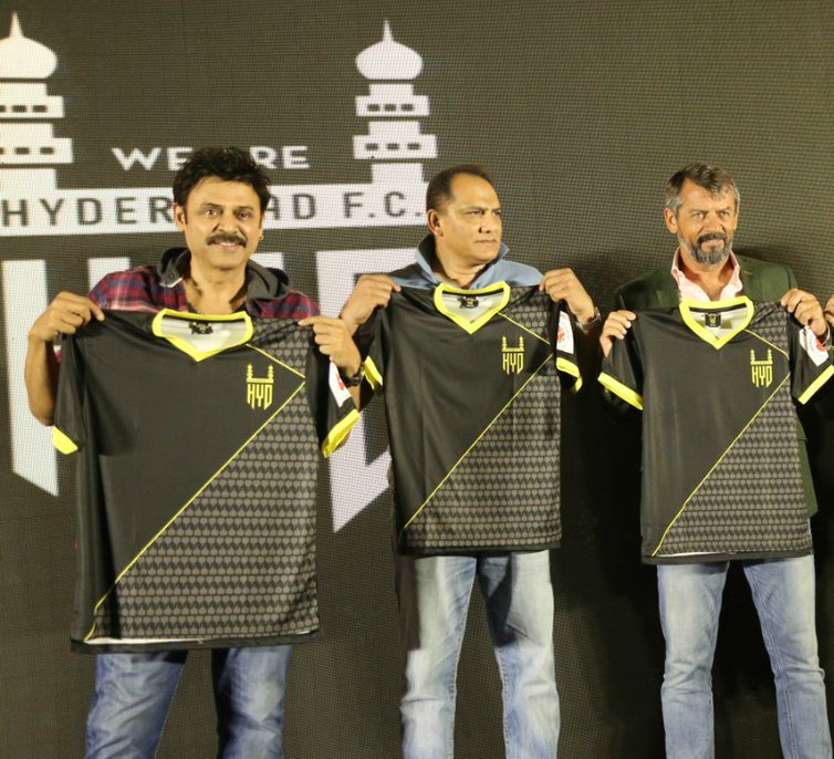New Hyderabad FC Jersey 2019-20