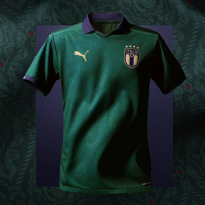 New Italy Renaissance Kit 2019 vs Greece