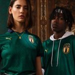 New Italy Green Kit 2019- Puma Italy Renaissance Shirt to be worn vs Greece in Euro 2020 Qualifying