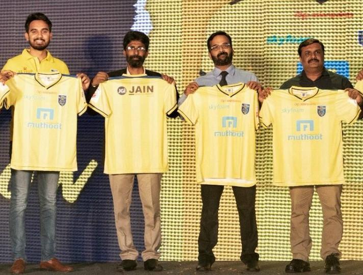 New Kerala Blasters ISL 2019 Kit