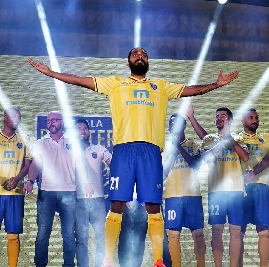 New Kerala Blasters Jersey 2019-20