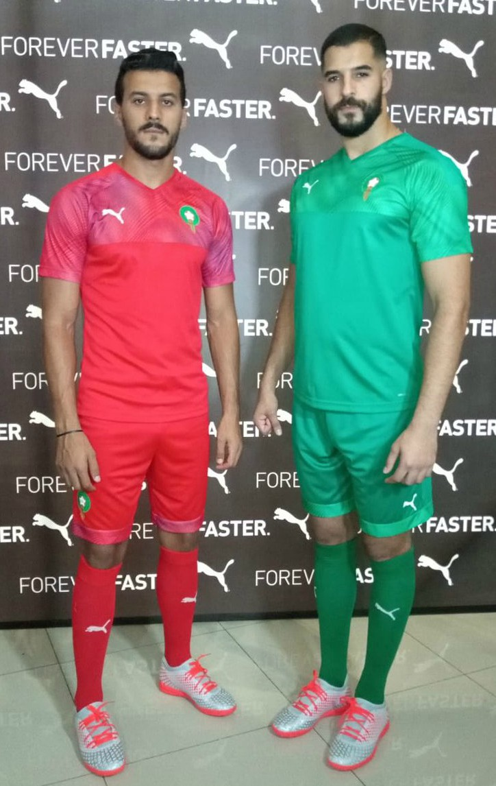 New Morocco Kit Puma 2019-20