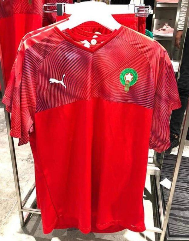 New Morocco Puma Jersey 2019