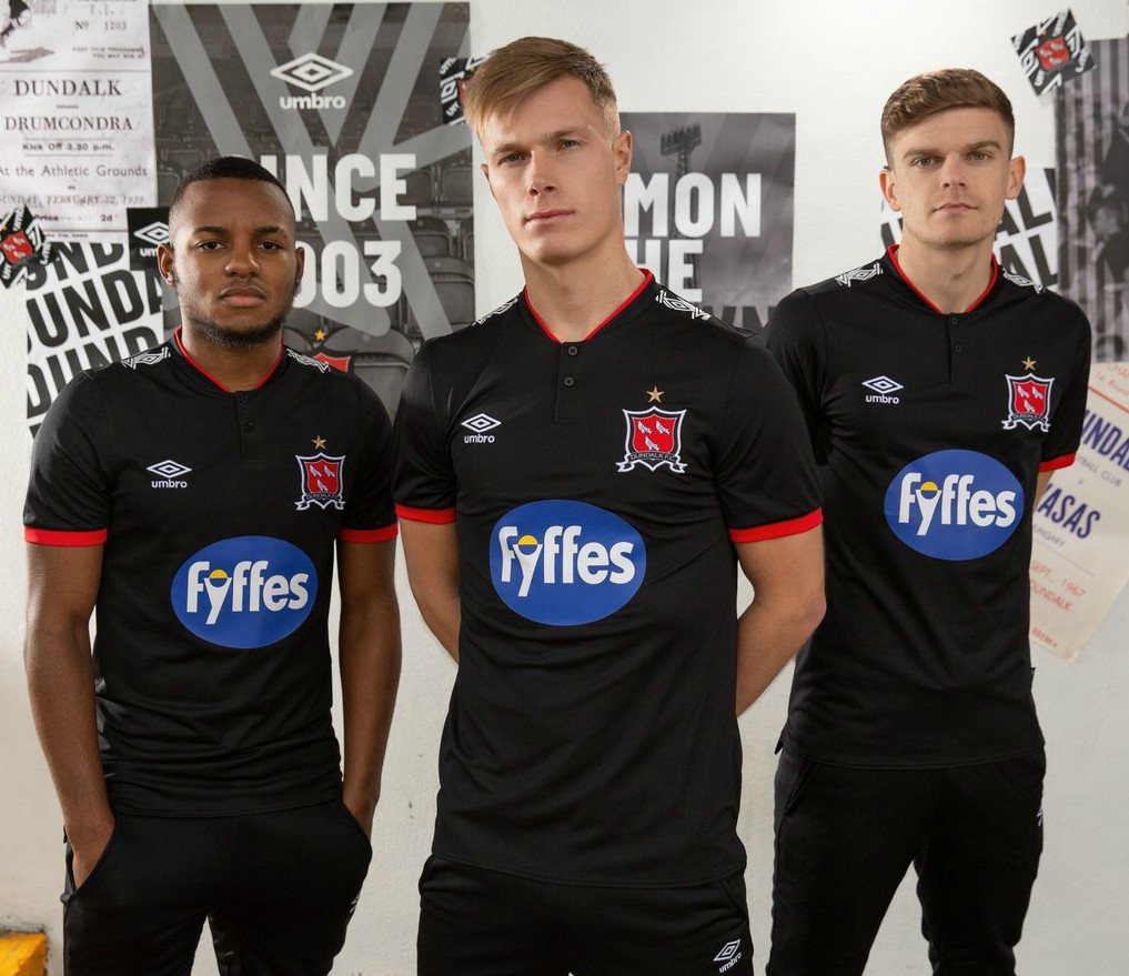 New Dundalk FC Away Jersey 2020