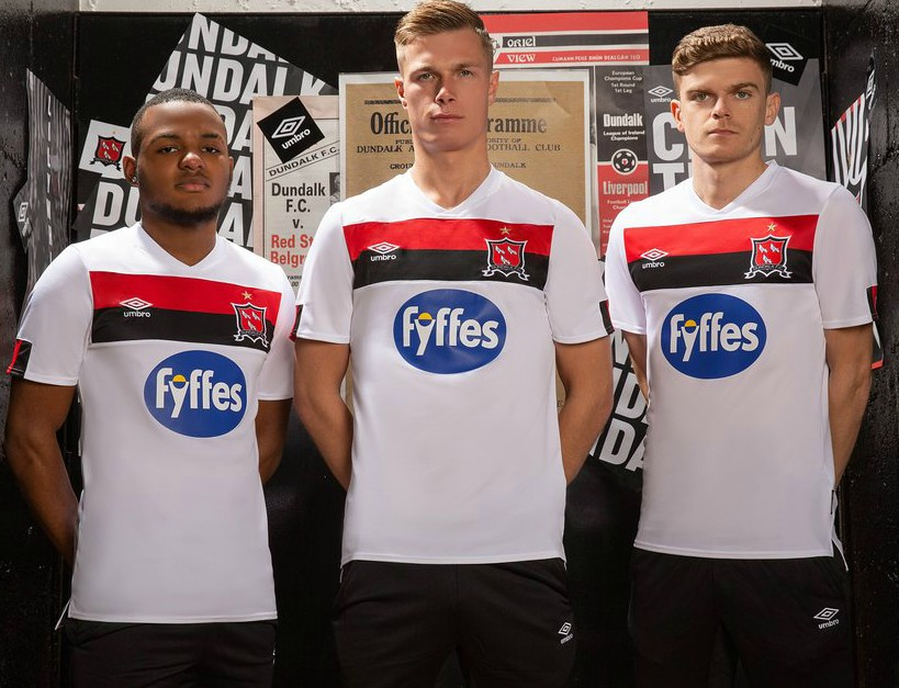 New Dundalk Home Jersey 2020