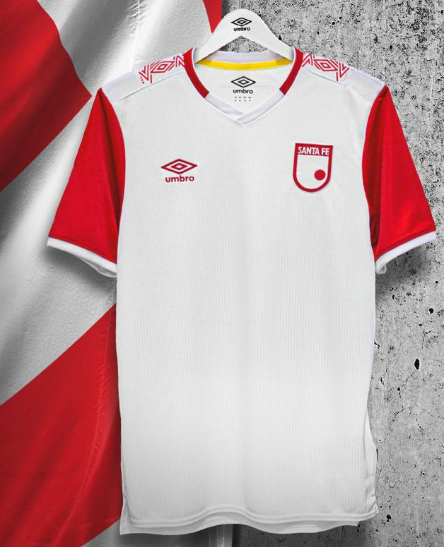 New Independiente Santa Fe Away Shirt 2020