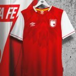 New Independiente Santa Fe Jersey 2020- Santa Fe Umbro Home & Away Shirts 2020