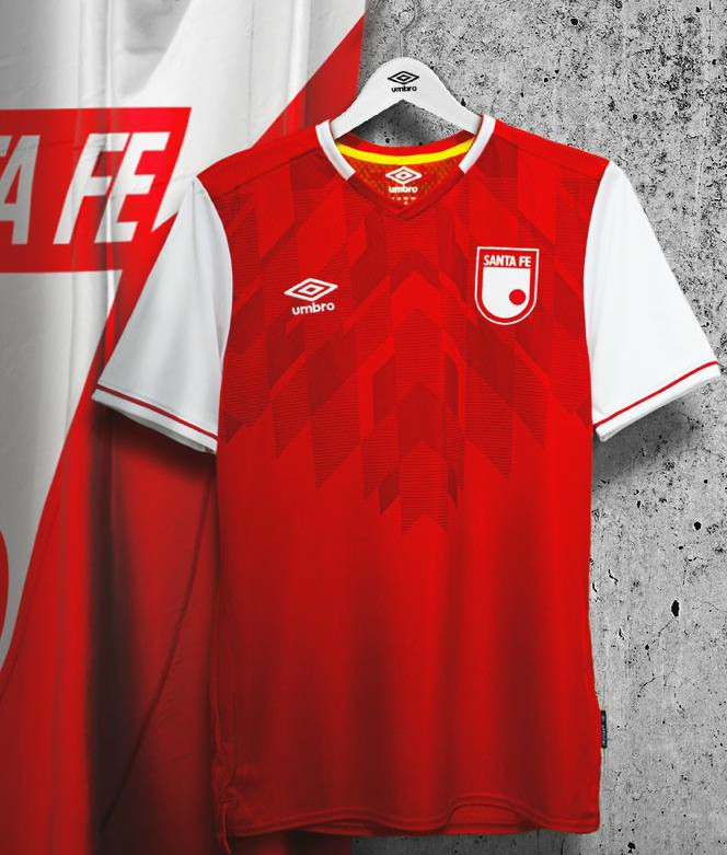 New Independiente Santa Fe Jersey 2020