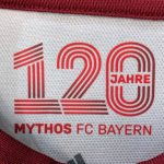 New Bayern Munich 120th Anniversary Kit- FCB to wear special edition jersey against Augsburg