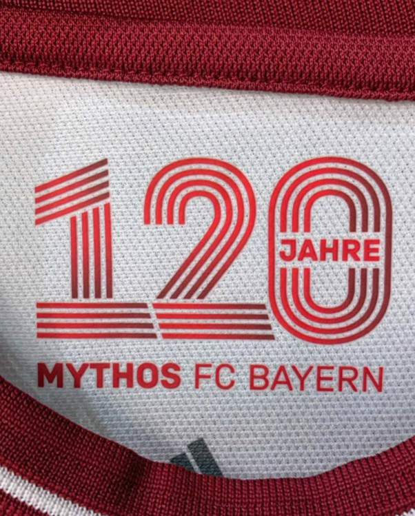 Mythos FC Bayern 120 Jahre
