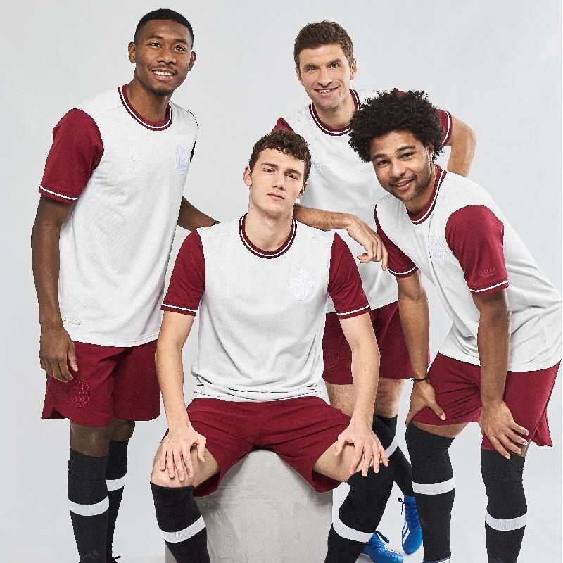 New Bayern 120th Anniversary Kit 2020