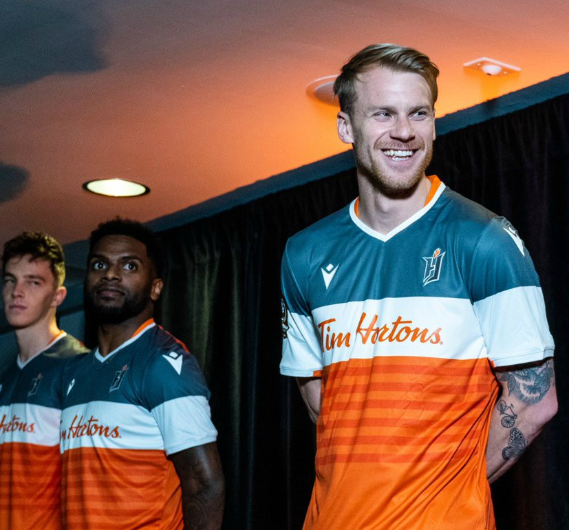 New Forge FC Jersey 2020
