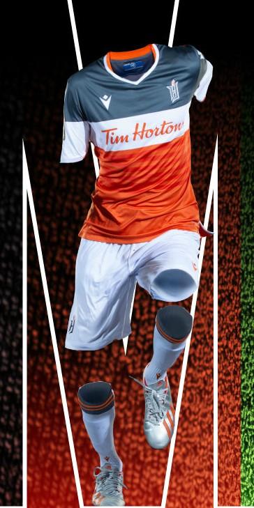 New Forge FC Soccer Kit 2020