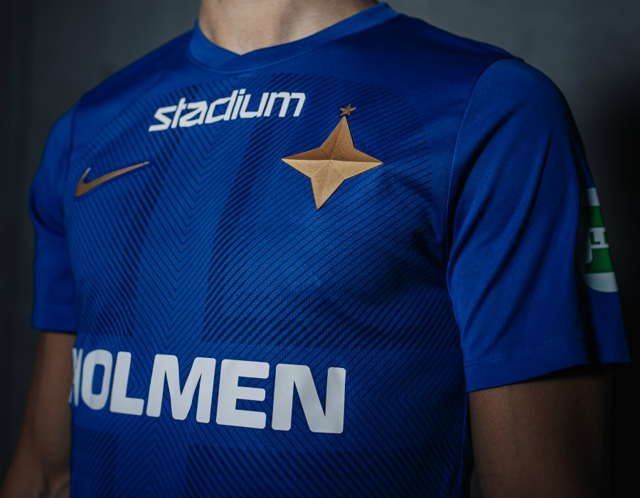 Blue Norrkoping Alternate Jersey 2020 Nike