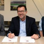 Carpetright Exeter City Shirt Sponsorship Deal- Floor coverings company replaces Flybe as kit sponsor
