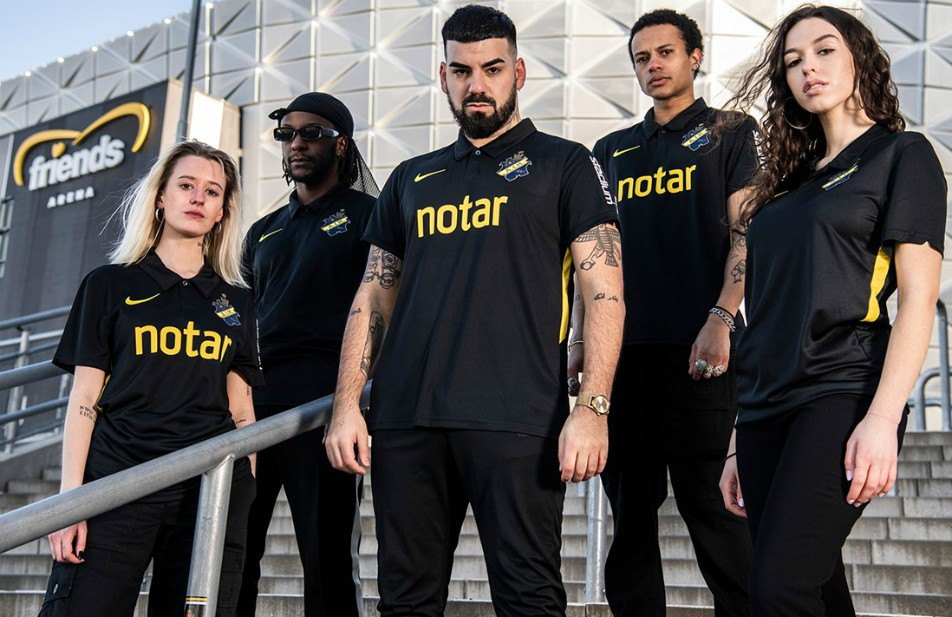 New AIK Football Kit 2020