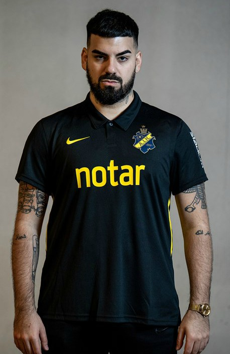 New AIK Home Jersey 2020