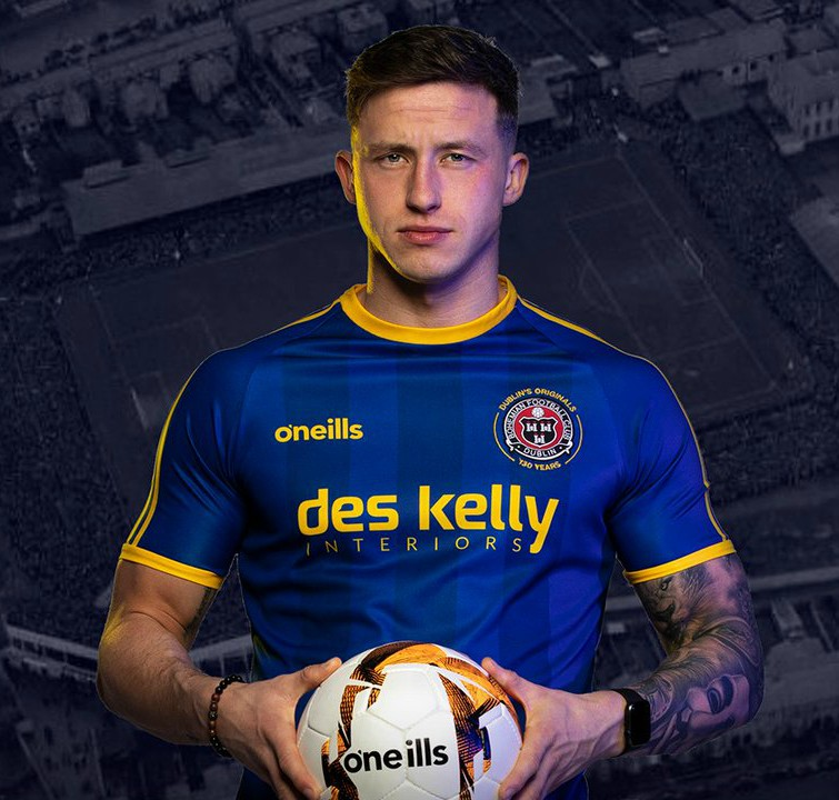 New Bohemians Third Kit 2020