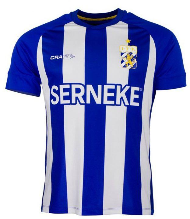 New IFK Goteborg Craft Shirt 2020