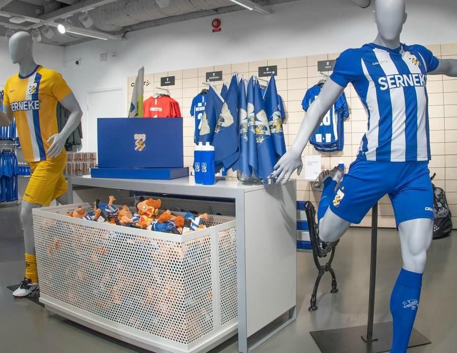 New IFK Goteborg Kit 2020