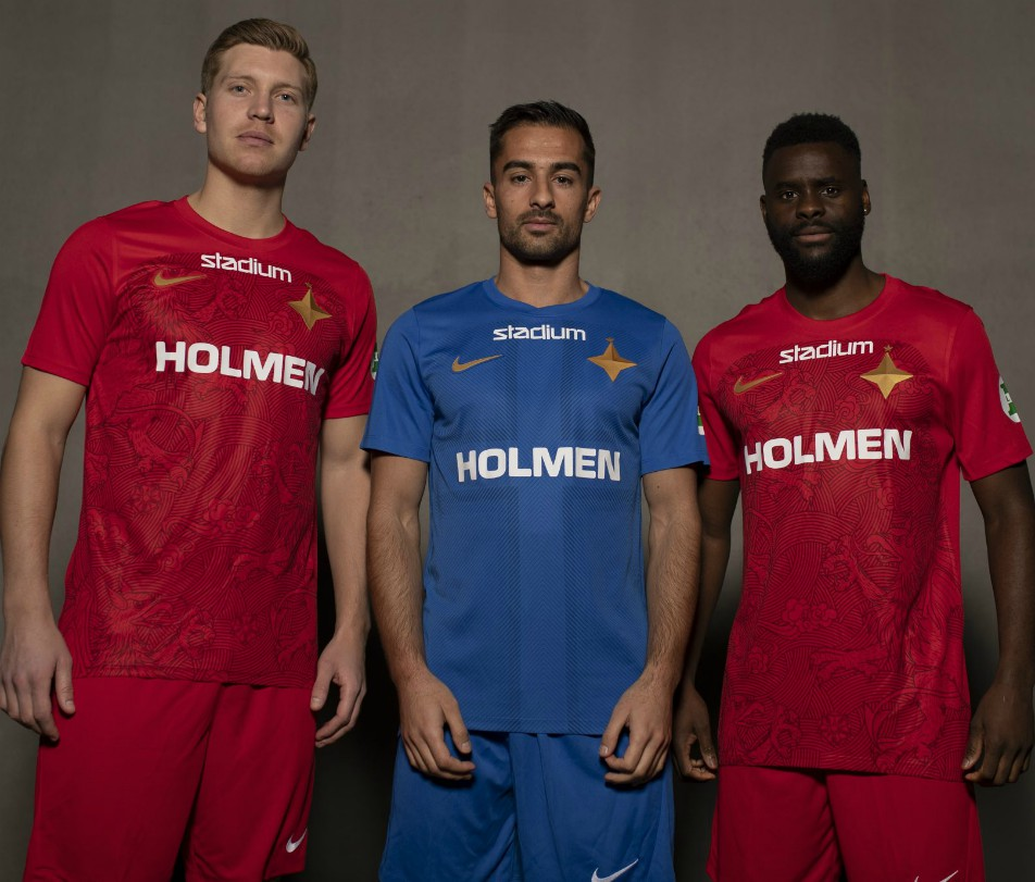 New IFK Norrkoping Away Kit 2020 Nike