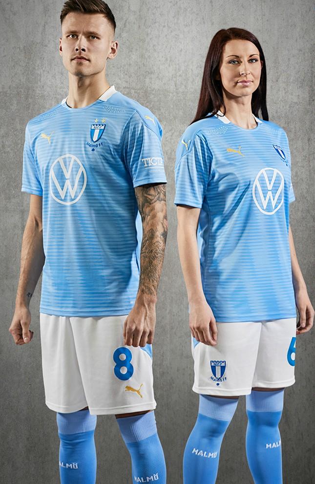 New MFF Football Shirt 2020 Puma
