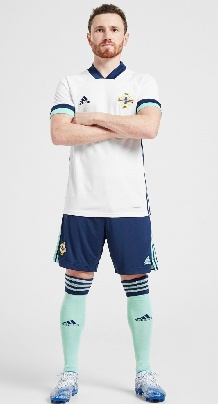 New NI Away Soccer Jersey 2020