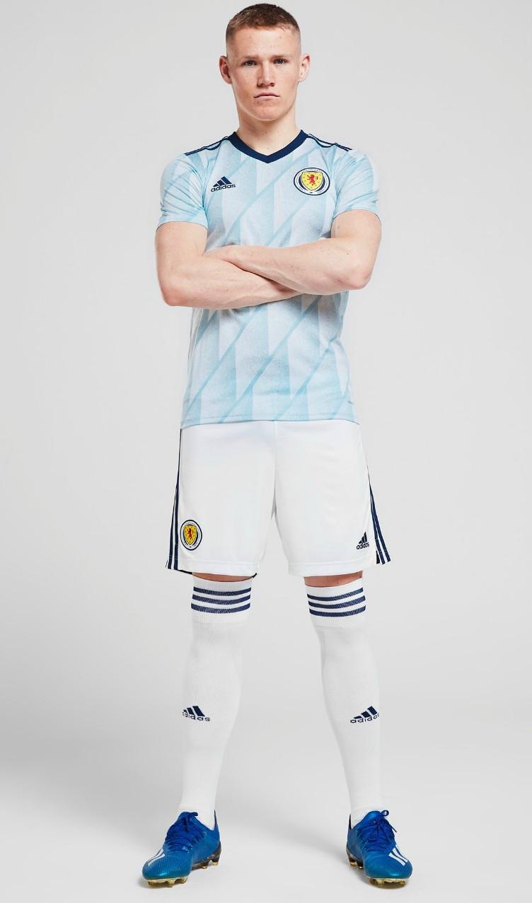 New Scotland Away Kit Euro 2020