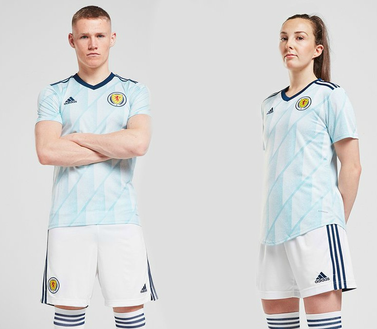 New Scotland Away Strip 2020 Adidas