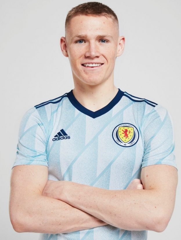 New Scotland Away Top Euro 2020