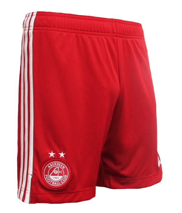 Aberdeen FC Home Shorts 2020 2021