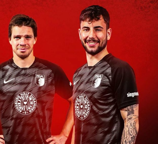 Augsburg Special Jersey 2020 vs Wolfsburg After Corona