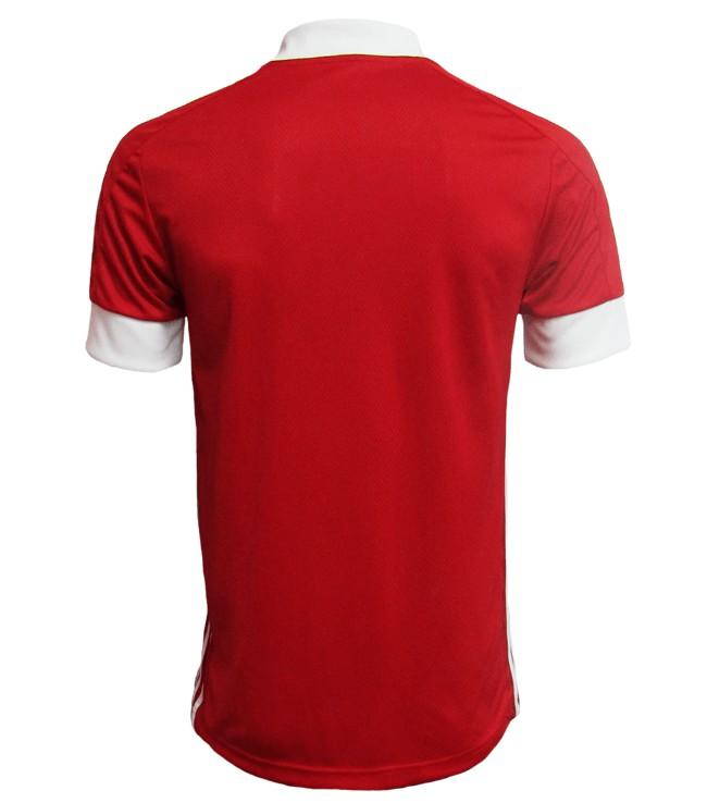 Back of Aberdeen Home Shirt 20-21