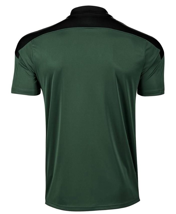 Back of Argyle Home Shirt 2020 2021