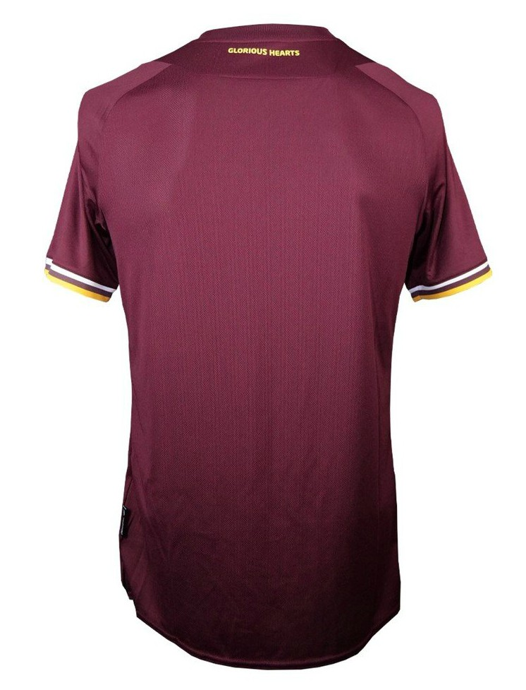 Back of Heart of Midlothian Home Shirt 20-21