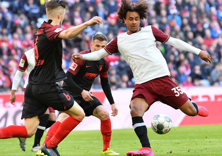 Bayern wearing special kit against Augsburg