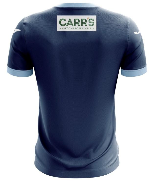 Carrs Flour Mill Raith Rovers Shirt Sponsor 20-21