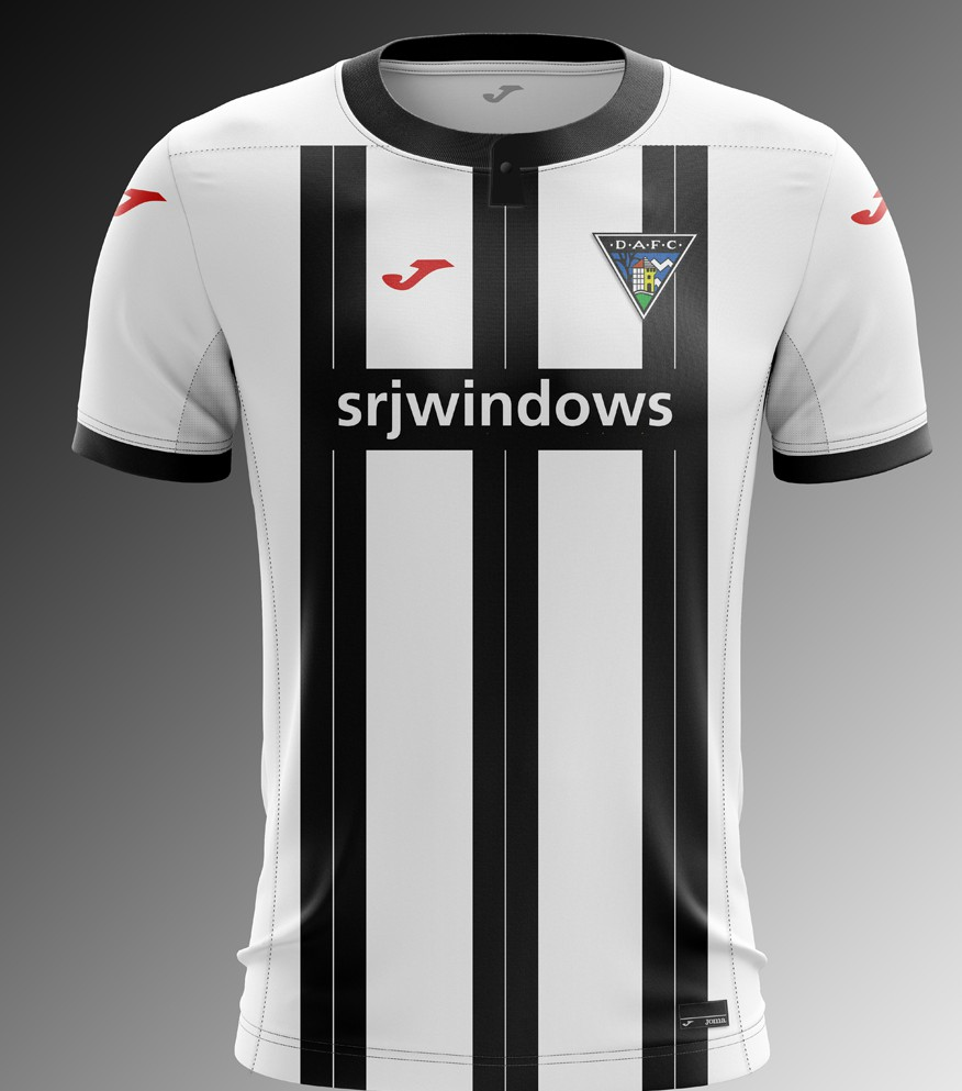 Dunfermline Athletic New Shirt 20-21