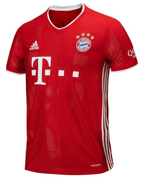 Leaked Jersey Bayern 20-21