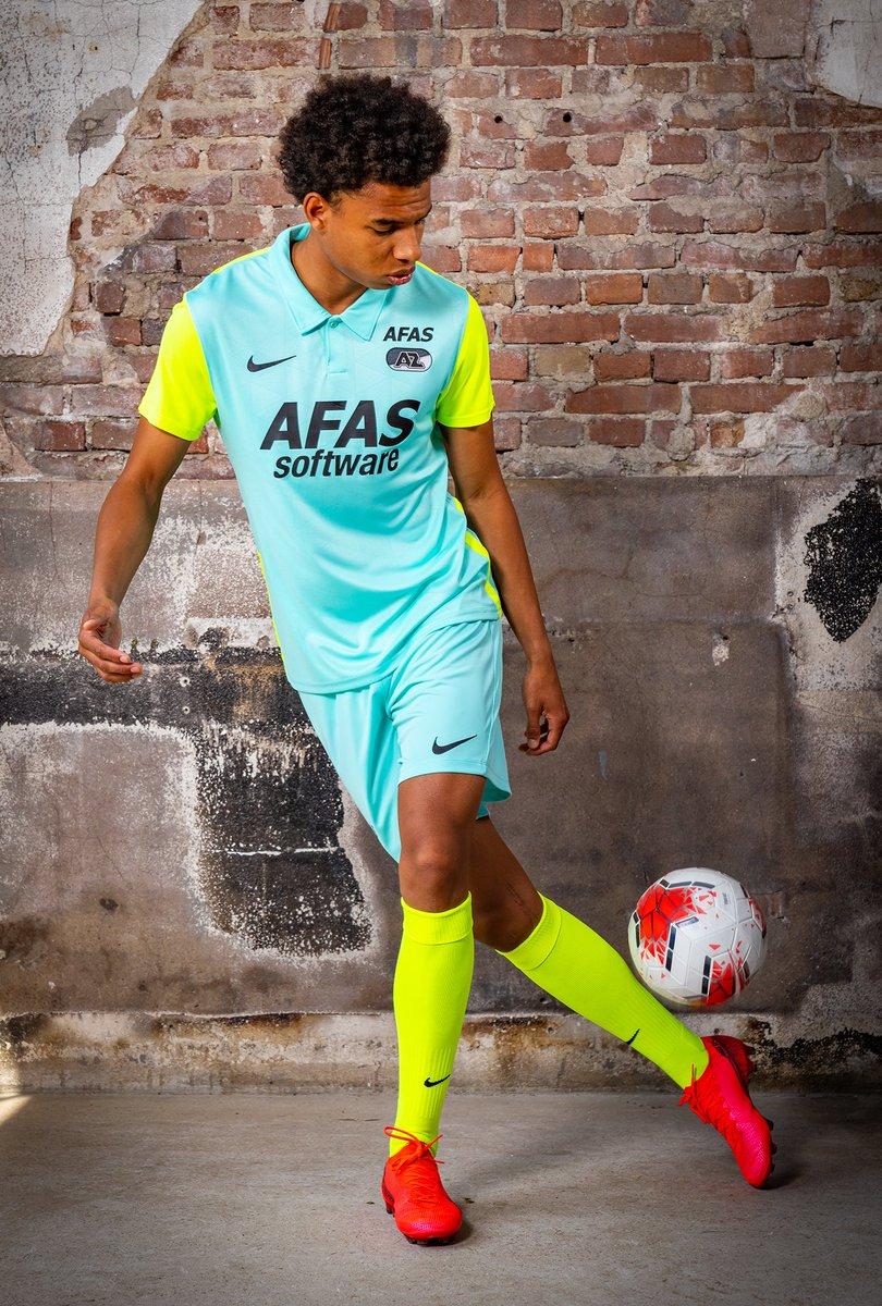 New AZ Alkmaar Third Kit 2020 2021 Nike