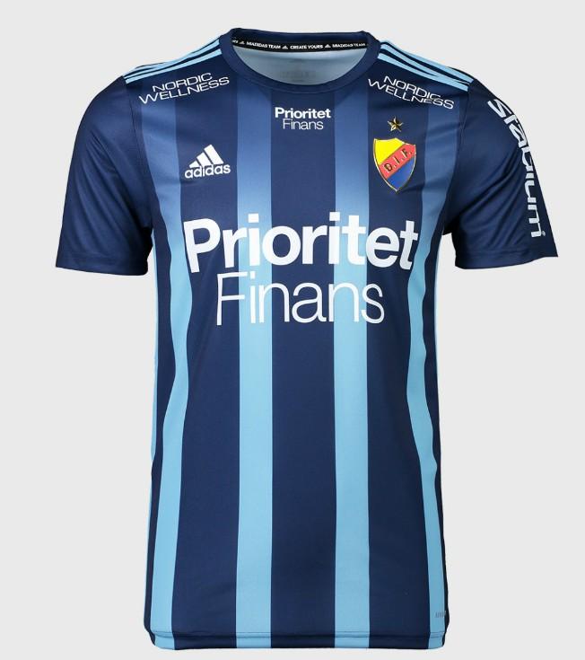 New Djurgardens IF Shirt 2020-21