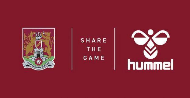 Northampton Town Hummel Deal 2020