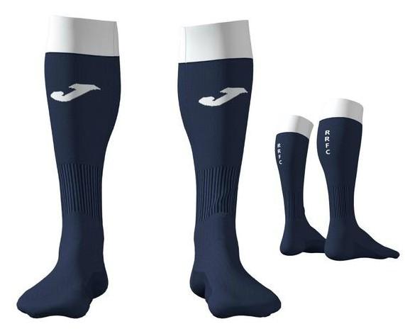 Raith Rovers Home Socks 2020 2021 Joma