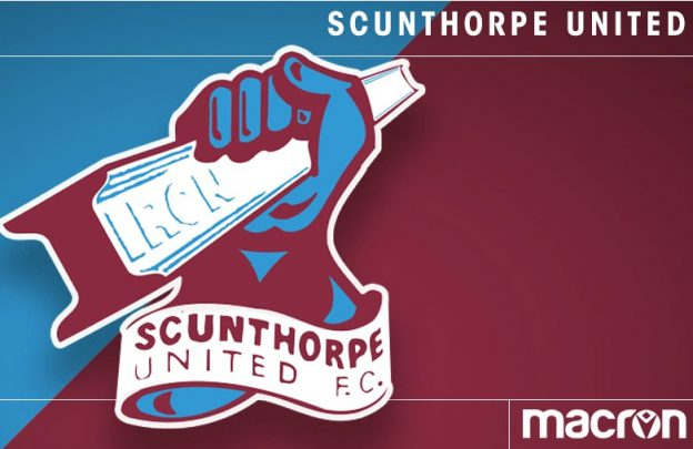 Scunthorpe United Macron Kit Deal 2020