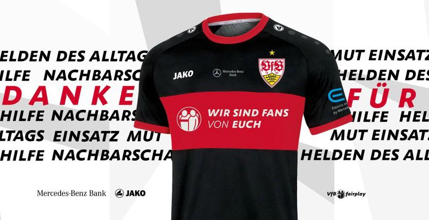 Stuttgart Thank You Shirt
