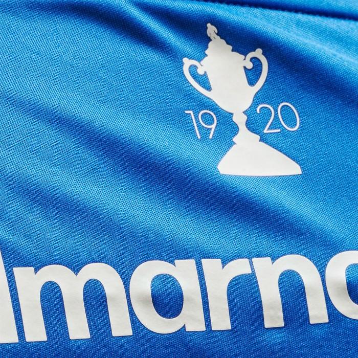 1920 on Kilmarnock FC Shirt 2020-21