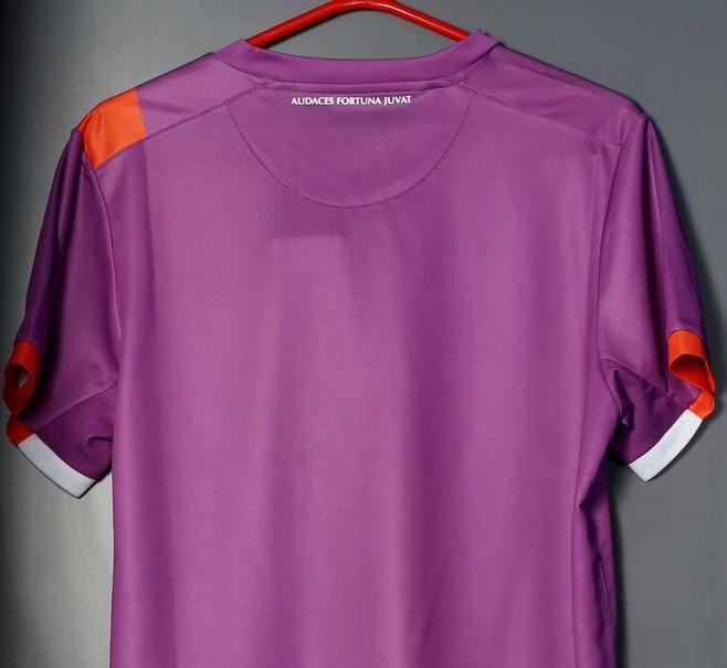 Audaces Fortuna iuvat Linfield FC Away Shirt 20-21